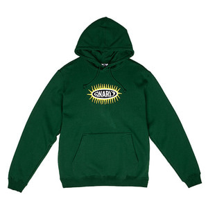PRIMITIVE PULLOVER HOODIE / GREEN
